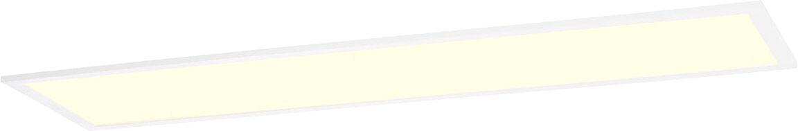 SLV Suspension I-PENDANT PRO LED, 4000K, carré, blanc mat, 39W - Lampes pendulaires