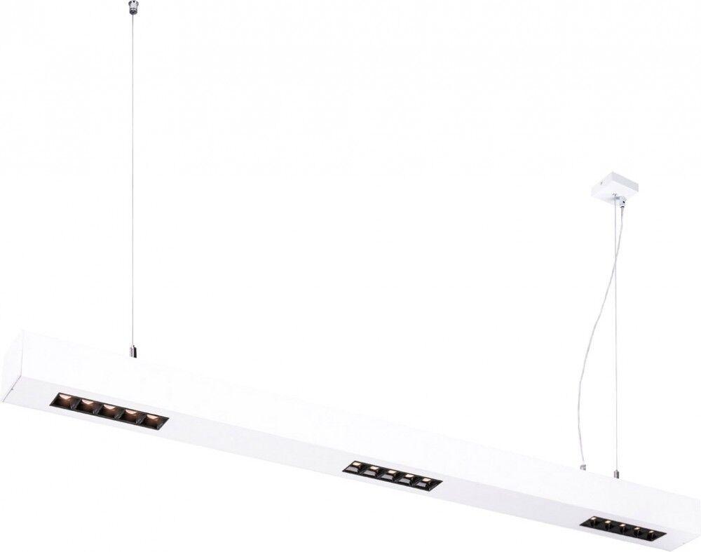 SLV Suspension d', intérieur Q-LINE PD LED, 1m, BAP, blanc, 3000K - Lampes pendulaires