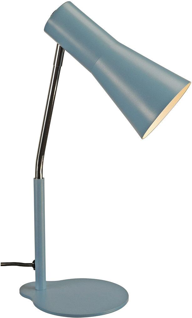 SLV Lampe de bureau PHELIA, QPAR51, bleu, max. 35W - Lampes d'ambiance, de table et sur pied