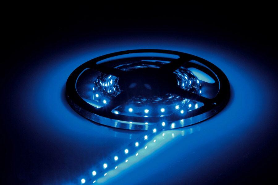 Inspilight LED Stripe - blue - 300 LEDs - Role 5m - Bandes LED