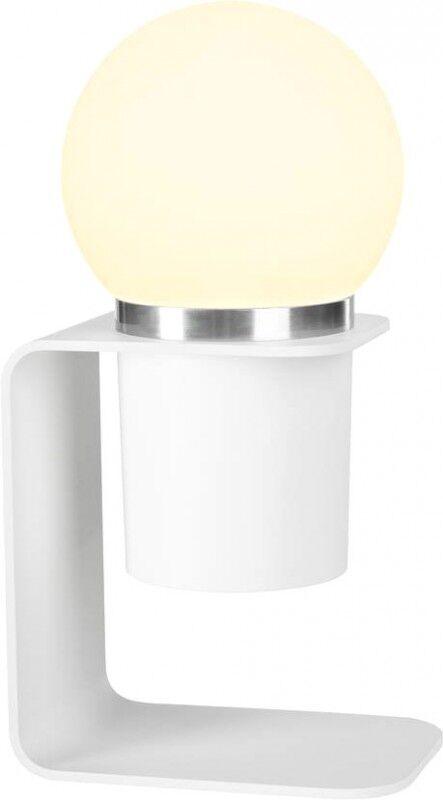 SLV Luminaire mobile sans fil TONILA, blanc, 3 niveaux de variation, - Lampes d'ambiance, de table et sur pied