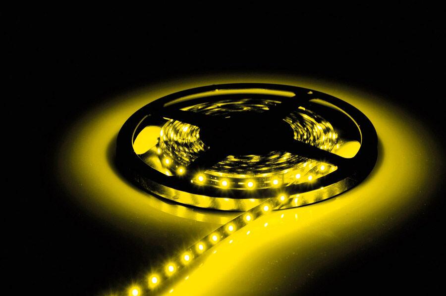 Inspilight LED Stripe - yellow - 300 LEDs - Role 5m - Bandes LED