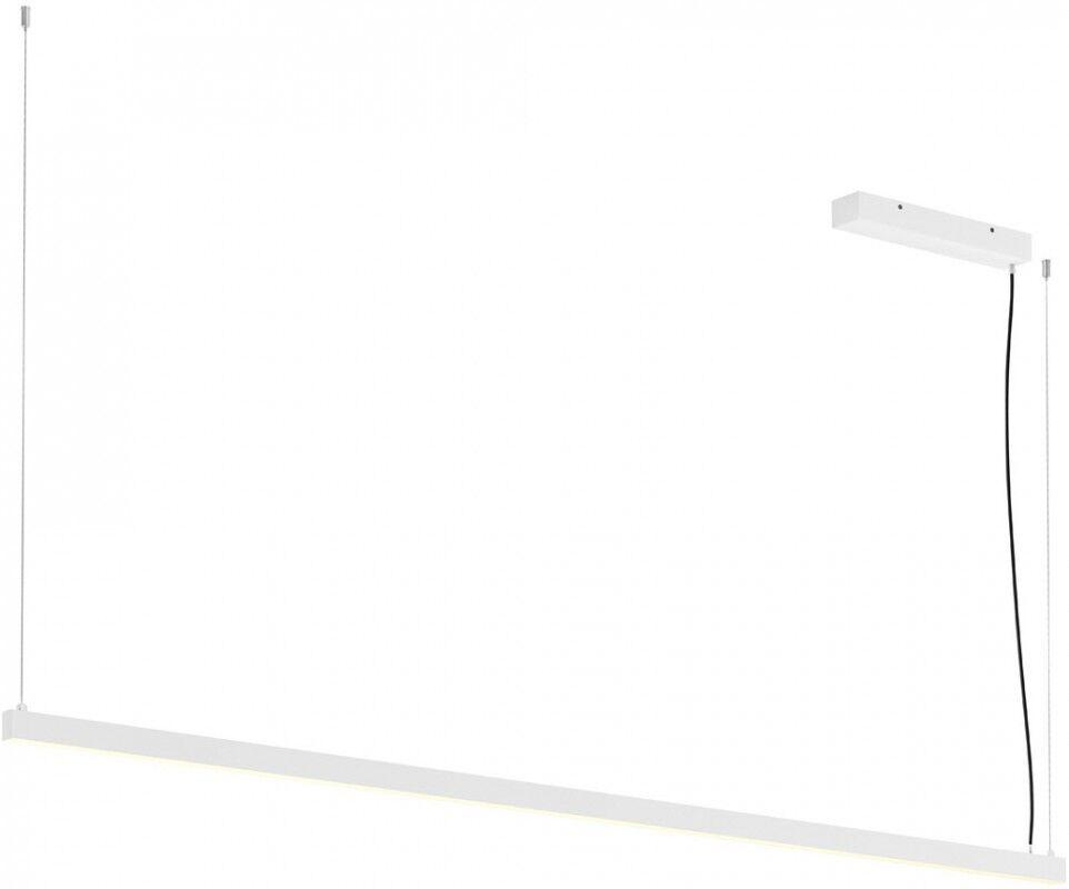 SLV Suspension d', intérieur AROSA 2m, TRIAC PD, LED, blanc, 3000K - Lampes pendulaires