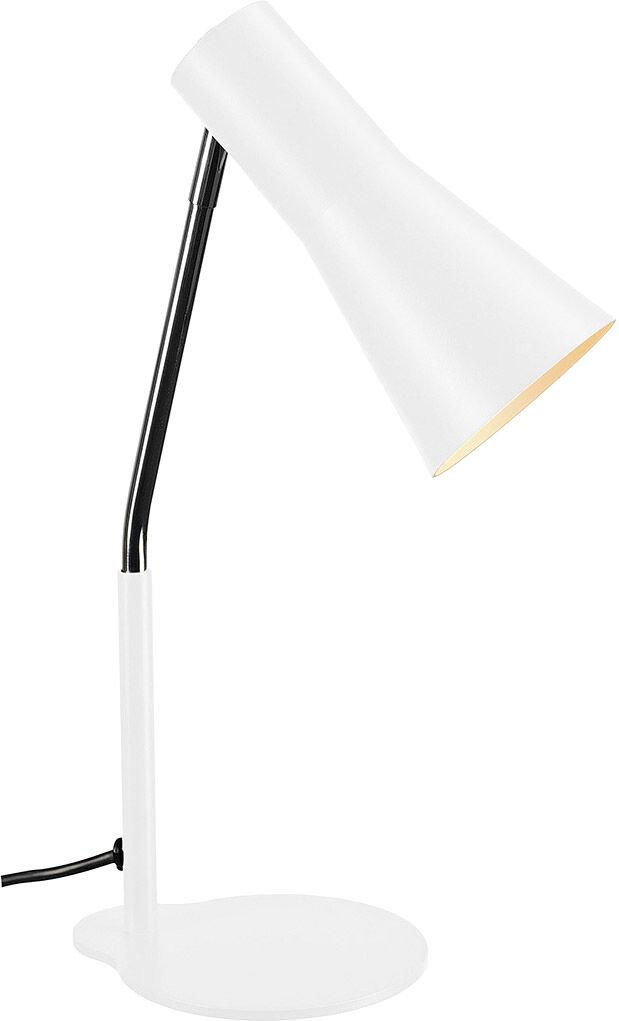 SLV Lampe de bureau PHELIA QPAR51, blanc, max. 35W - Lampes d'ambiance, de table et sur pied