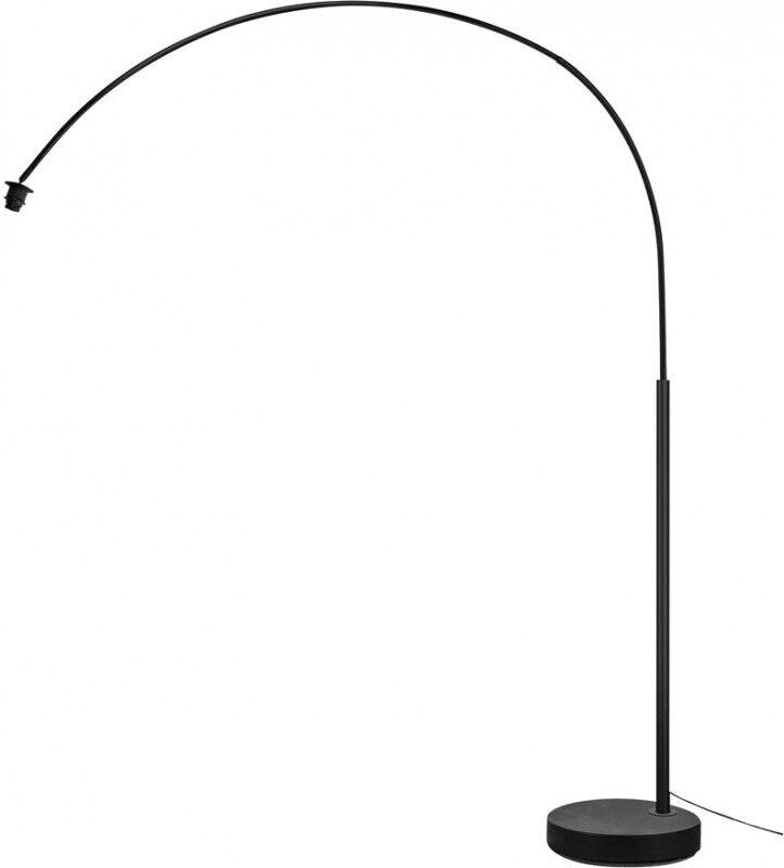 SLV FENDA BOW BASIS E27, lampadaire intérieur noir - Lampes d'ambiance, de table et sur pied
