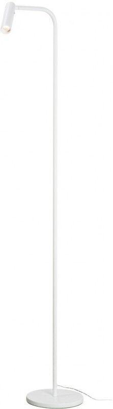 SLV Lampadaire d', intérieur KARPO FL LED, blanc, 3000K - Lampes d'ambiance, de table et sur pied