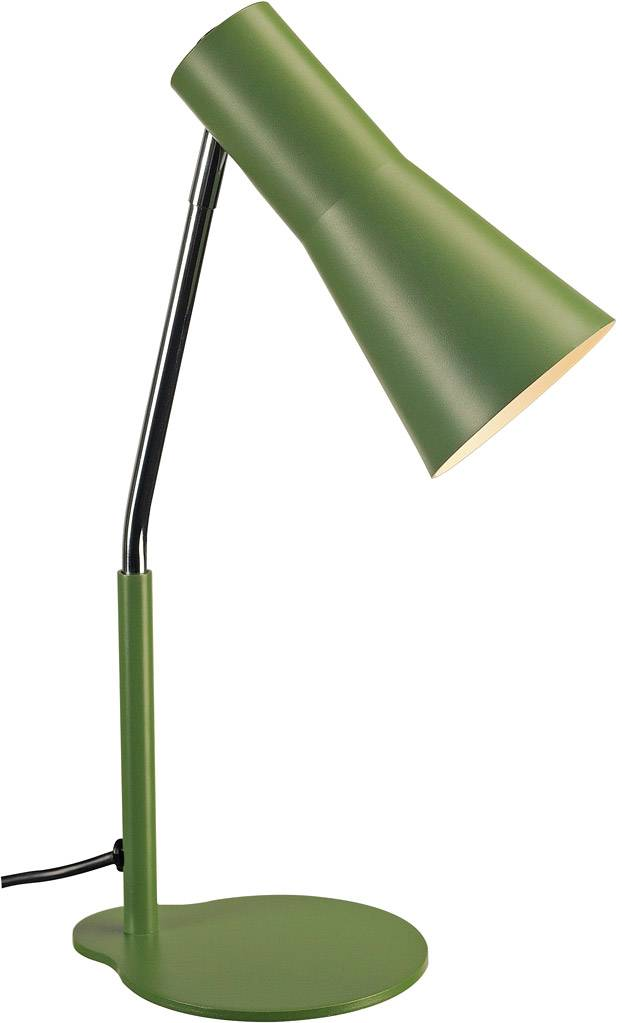 SLV Lampe de bureau PHELIA, QPAR51, vert, max. 35W - Lampes d'ambiance, de table et sur pied
