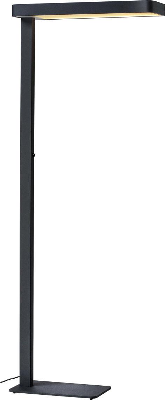 SLV Lampadaire WORKLIGHT LED SL-2 3000K, anthracite, 37W, incl. alimentati - Lampes d'ambiance, de table et sur pied