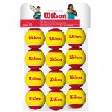 Wilson Starter Red (Stage 3) Sac De 12