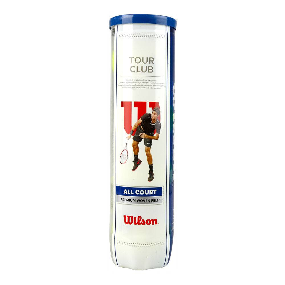 Wilson Tour Club Tube De 4