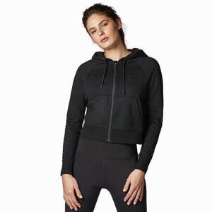 Body&Fit Sweat Zippé Noir - Publicité