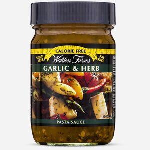 Walden Farms Sauce pour pâtes - Publicité