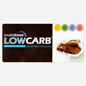 CarbZone Low Carb Chocolate - Publicité