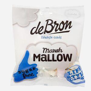 De Bron - Lifestyle Candy Marshmallows Sans Sucre