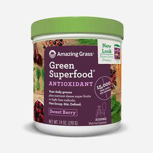 Amazing Grass Green Superfood Antioxidant - Publicité