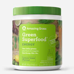 Amazing Grass Formule Green Superfood Energy - Publicité