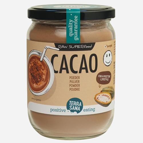 Terrasana RAW Cacao en poudre antioxydant