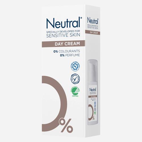 Neutral Crème de jour Day Cream 0% de Neutral - 50ml