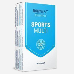 Body&Fit Sports Multi - Publicité