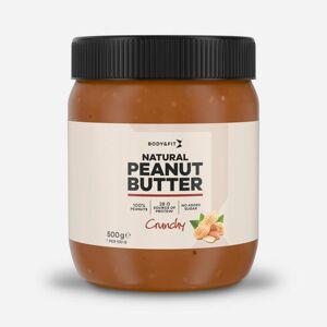 Body&Fit Beurre d'arachide Natural Peanut Butter Crunchy - Publicité