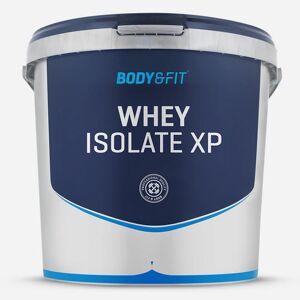 Body&Fit Whey Isolate XP - Publicité