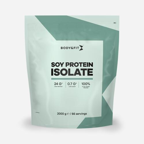 Body&Fit Isolat de protéines de soja