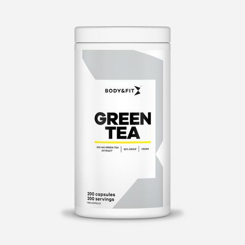Body&Fit Gélules de Thé Vert