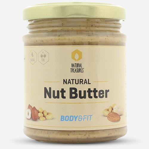 Body&Fit Beurre de fruits à coque naturel bio