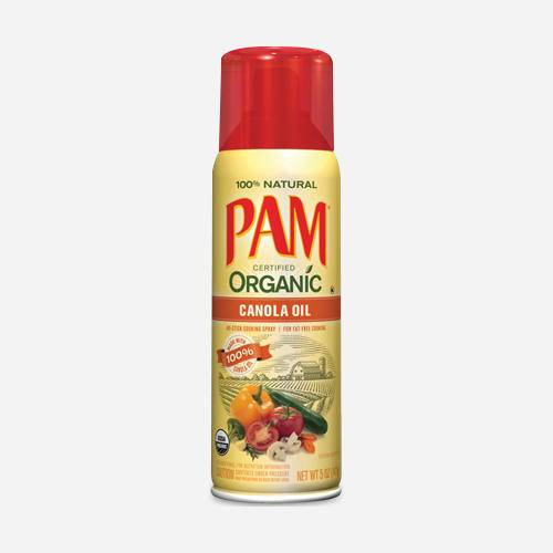 PAM Organic Spray Cuisson Biologique - Huile de colza