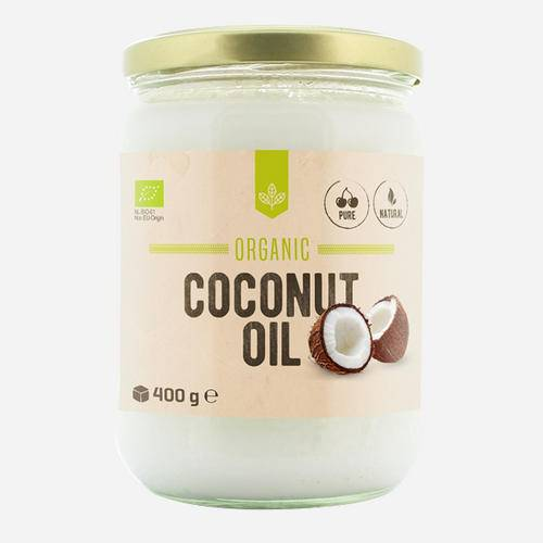 Body&Fit Huile de coco biologique extra vierge