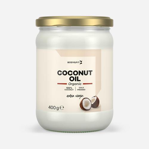 Body & fit Organic Huile de coco biologique extra vierge
