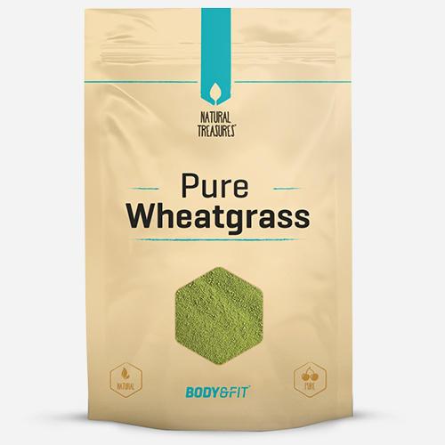Body & fit Superfoods Pure herbe de blé