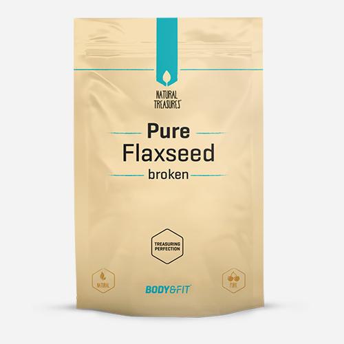 Body & fit Superfoods Pure graines de lin concassées