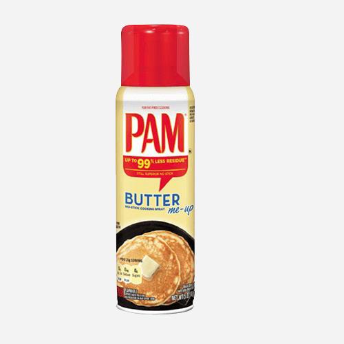PAM Spray Cuisson (goût de beurre)