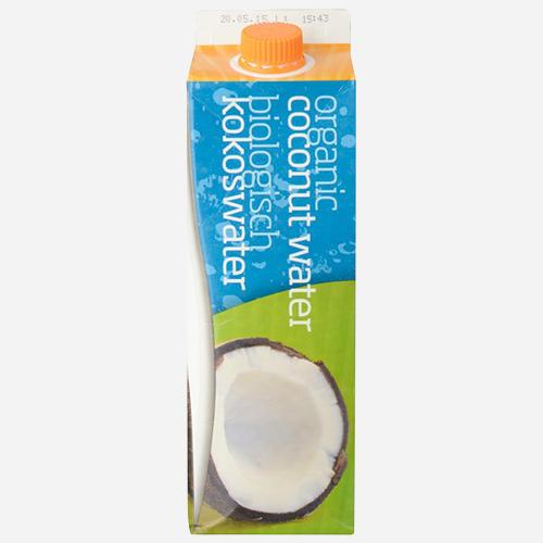Omega en More Eau de noix de coco biologique