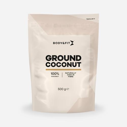 Body & fit Superfoods Pure Noix de coco moulue