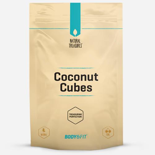 Body & Fit Pure Cubes de noix de coco
