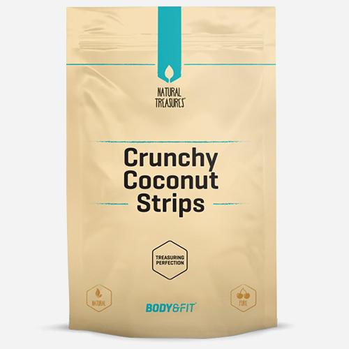 Body & fit Superfoods Tranches de noix de coco croquantes