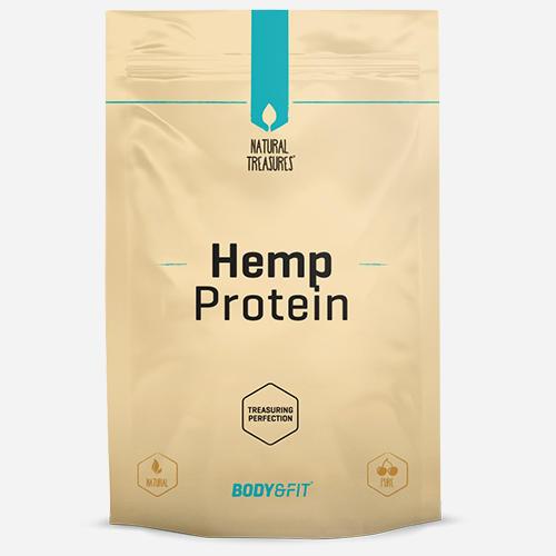 Body & fit Superfoods Pure Protéine de chanvre