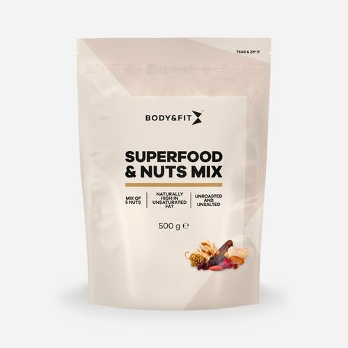 Body & fit Superfoods Mélange de noix et de Superfoods