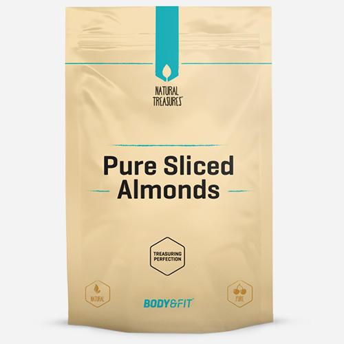 Body & fit Superfoods Pure Amandes effilées