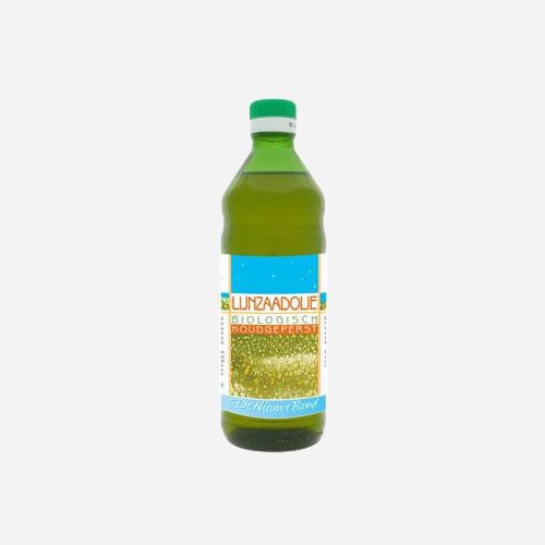 De Nieuwe Band Huile de lin bio Flaxseed Oil Organic