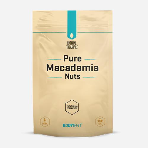 Body & fit Superfoods Noix de macadamia pures