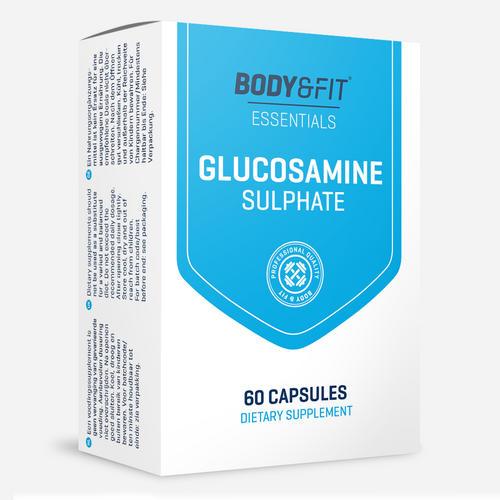 Body&Fit Glucosamine 500mg