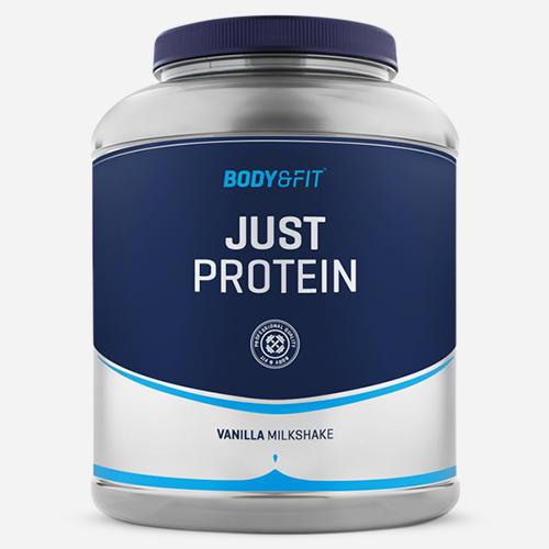 Body&Fit Protéines en poudre Just Protein