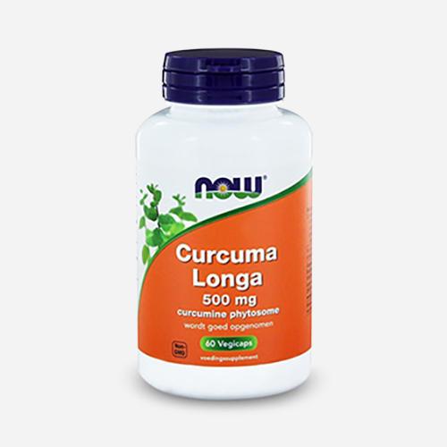 Now Foods Curcuma Longa 500 mg