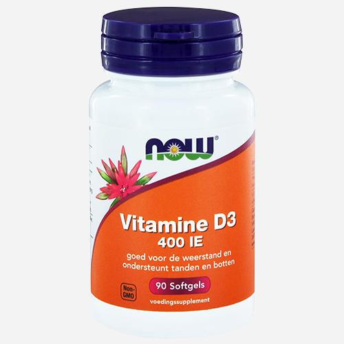 Now Foods Vitamine D3