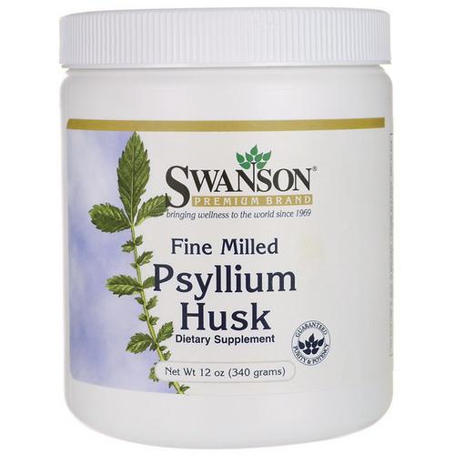 Swanson Health Psyllium Husk Powder