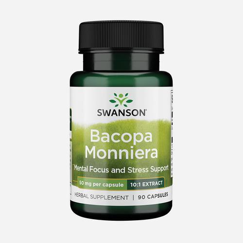 Swanson Health Full Spectrum Bacopa Monniera 50 mg