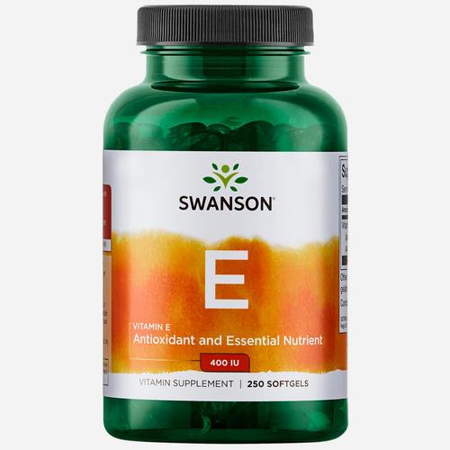 Swanson Health Vitamine E Natural 400IU